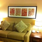 DoubleTree King Suite Sofabed