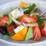 Farmer's Tomato Salad