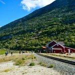 Lake Bennett station