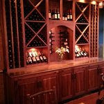Now that's a wine rack!