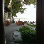 Tiki Bar Patio