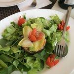 Salada quinoa real