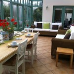 Conservatory/breakfast room