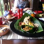 Breakfast at Hotel Tugu Bali