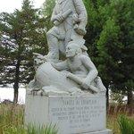 Champlain monument