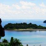 View Point Mu Koh Chang National Park (จุดชมวิว ไก่แบ้)