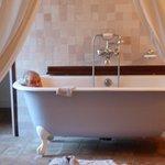 We cyclists like our bath tubs!