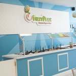 The Fuzzy Peach Frozen Yogurt Bar