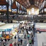 Inside Central Market Hall