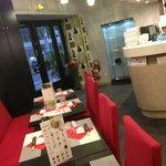 asia food buffet a volonté Foto