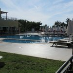 piscine calme