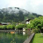 Garden & Lake