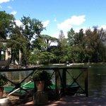 Lago do Tempo di Esculapio