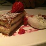 Strawberry/Rhubarb Dessert
