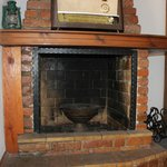Şömine... - Fireplace...