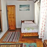Odalarımızdan biri... - One of the rooms...