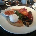 Lovely Scottish breakfast
