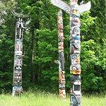 Totem Poles @ Stanley Park