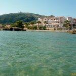Foto de Xenos Kamara Beach