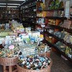 A tiny shop