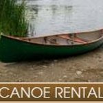 Canoes available