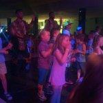 kids mini club at night