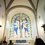 Della Robbia Terracotta, Santuario Francescano