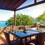 Gorgeous terrace, Diamond View Villa