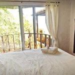 Downstairs bedroom at Diamond Villa SGE