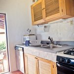 Fully stocked kitchen, Diamond Villa SGE