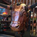 Hotel Lobby art