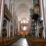 Roskilde Domkirke inside