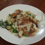 Classic  chicken cesar salad