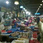 fish market ... is a must