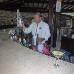 bar on the beach