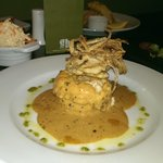 The Connaught Chicken Stack