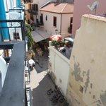Nice alleyway view
