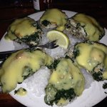 Oyster rockeffer