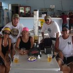 Check out the BEER tower!!
