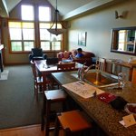 1 bedroom suite in main lodge