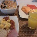 Desayuno ....