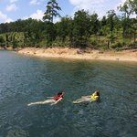 Lake Ouachita, June 2014