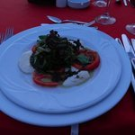Italian restaurant can be used once in stay