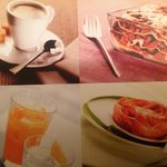 Room service menu 2