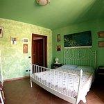 Camera Verde con bagno privato