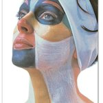Energetic Skin Care 5 elements reflex zone mask