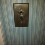 Push button light switch!