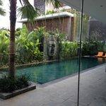 pool of Club House Villa