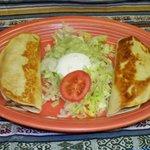 Fiesta Grill Quesadillas