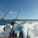 Deep Sea Fishing - heading out